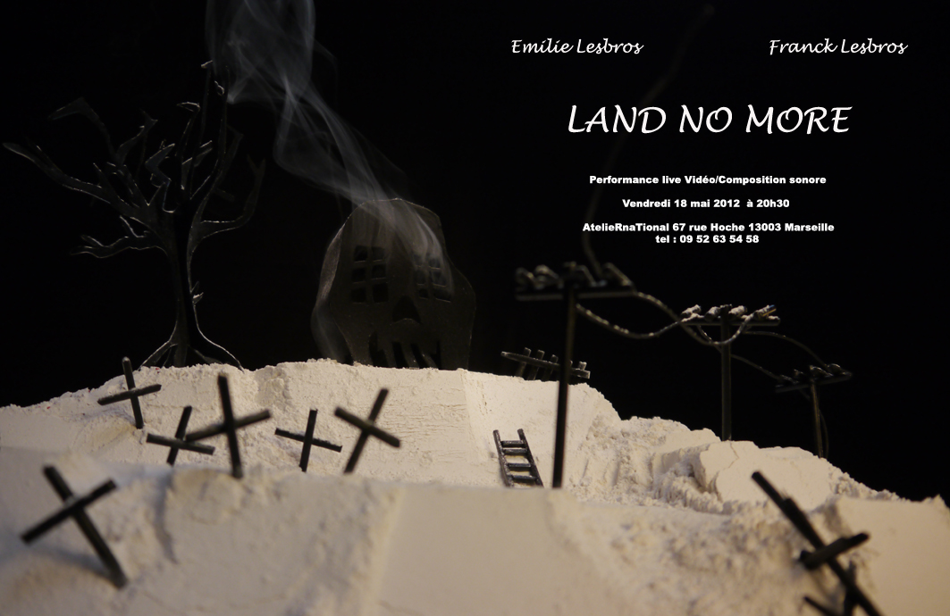 Land no more