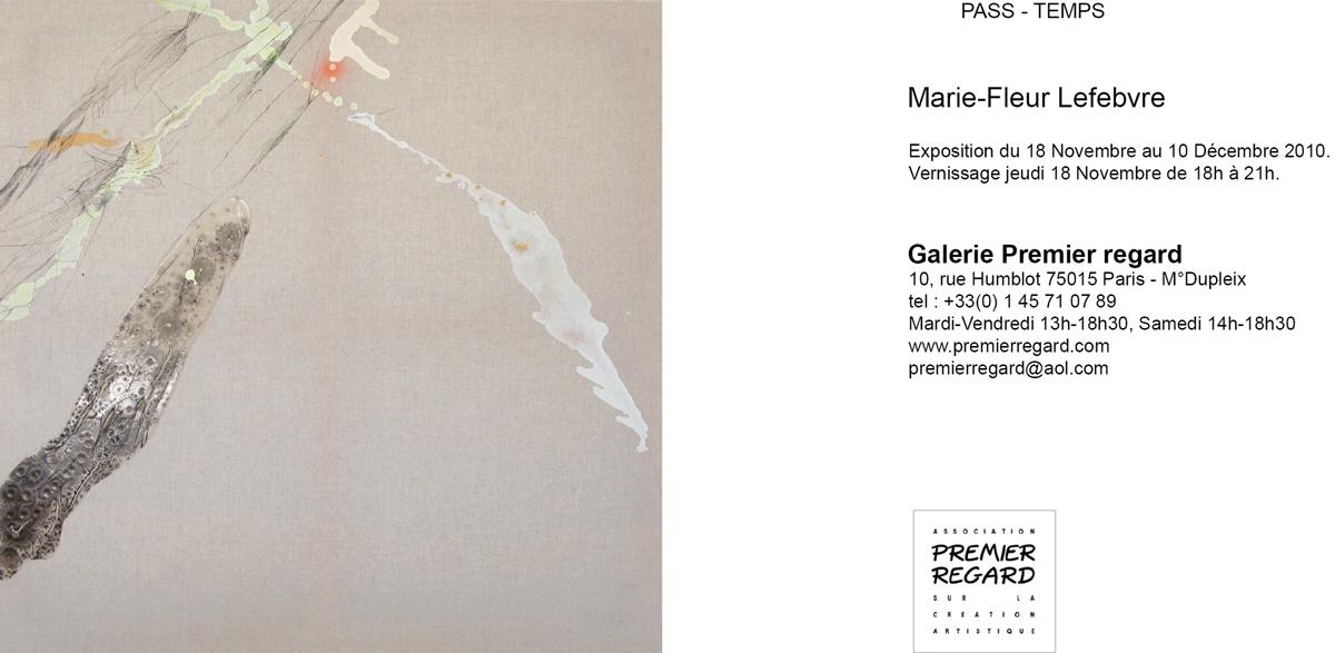 Marie-Fleur Lefevre & AtelieRnaTional