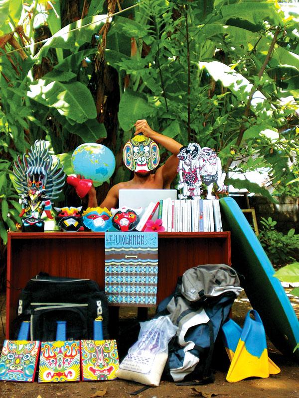 Atelier de MEGA en Indonésie
